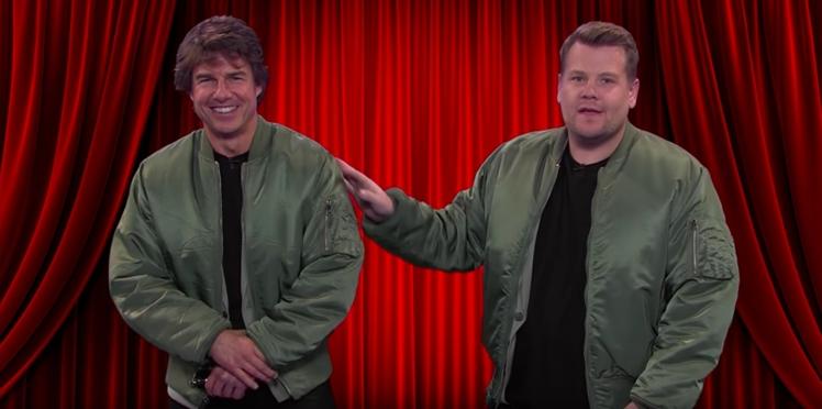 Vidéo : Tom Cruise rejoue ses films cultes