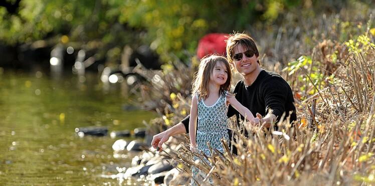Tom Cruise : sans contact avec sa fille Suri depuis 3 ans