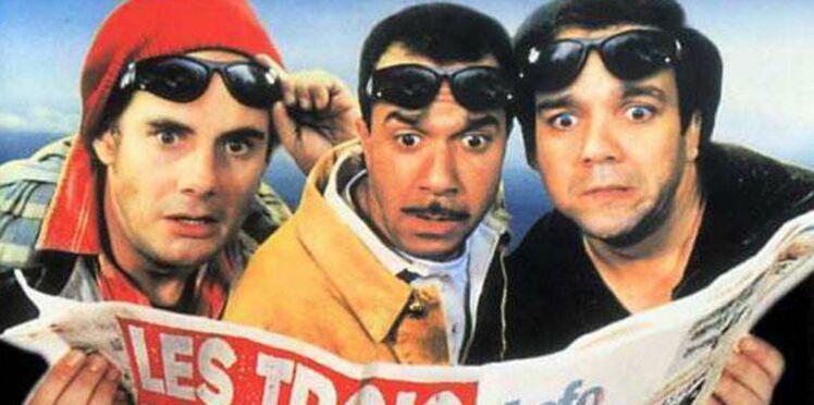 Les trois frères : tournage de la suite du film des Inconnus en mai