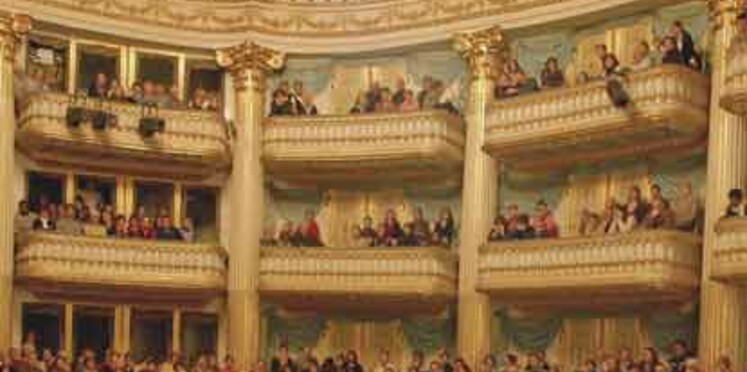 Tous à l'opéra le week-end du 8 mai