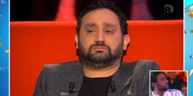 """TPMP : découvrez pourquoi Cyril Hanouna pleure dans """"Le Divan"""""""