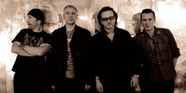 U2 monte sa scène sur youtube
