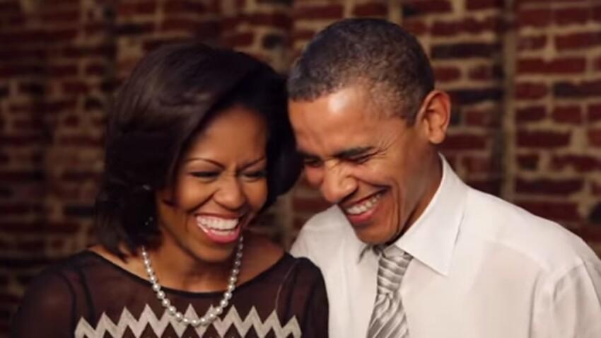 Un film sur l'histoire d'amour de Barack et Michelle Obama !