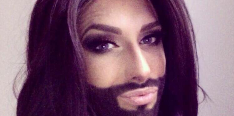 Eurovision : un drag queen à barbe crée la polémique