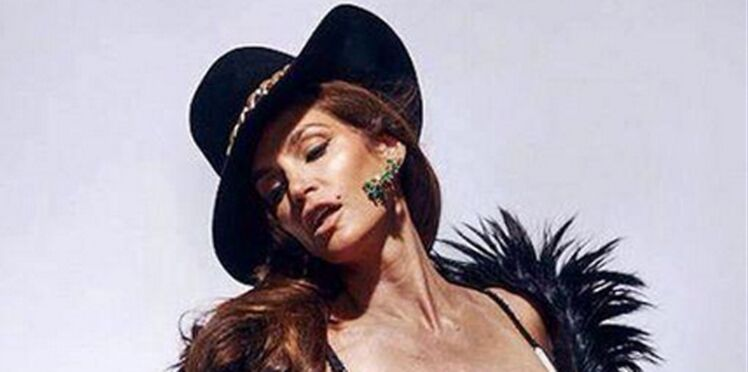 Une photo non retouchée de Cindy Crawford affole les internautes