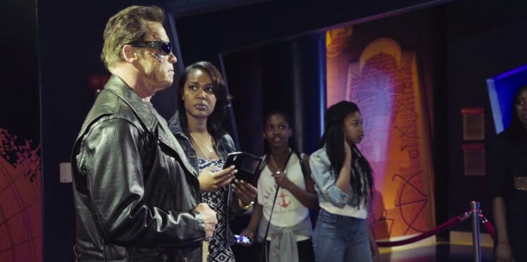 Vidéo : Arnold Schwarzenegger piège ses fans pour la bonne cause