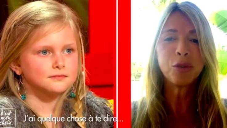 VIDEO – La jolie surprise d'Hélène Rollès à une petite admiratrice