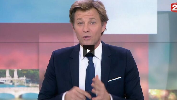 VIDÉO - Le salaire (mirobolant) de Laurent Delahousse dévoilé
