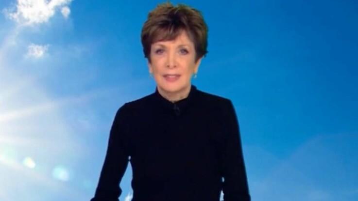 Vidéo : les adieux émouvants (et surprises) de Catherine Laborde aux téléspectateurs de la météo