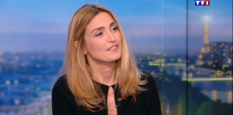 Julie Gayet évoque sa vie privée avec François Hollande