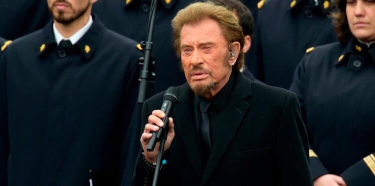 Hommage aux victimes des attentats : Johnny Hallyday, le vrai prix de sa prestation