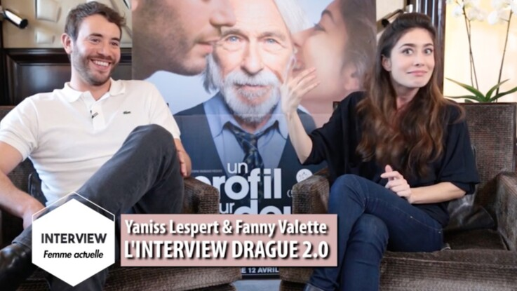 """Yaniss Lespert (Un Profil pour deux) : """"J'ai déjà menti sur mon âge"""""""