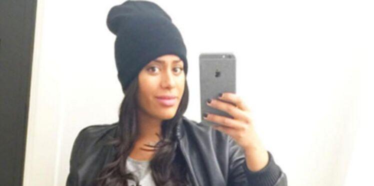 Photos : Amel Bent dévoile son baby bump à quelques jours de son accouchement