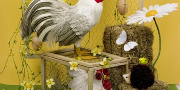 Pâques : notre sélection d'objets déco à petit prix