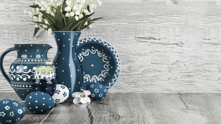 Tout pour une jolie décoration de Pâques