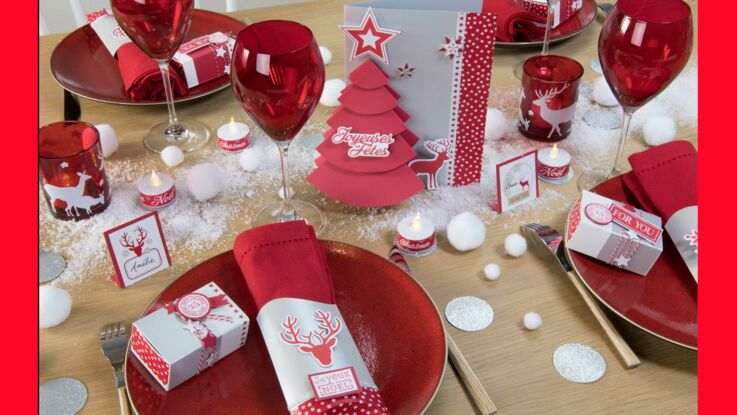 DIY : 4 idées faciles et pas chères pour votre table de Noël