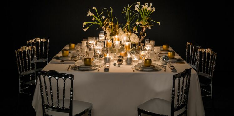 Astuces express pour une table féérique