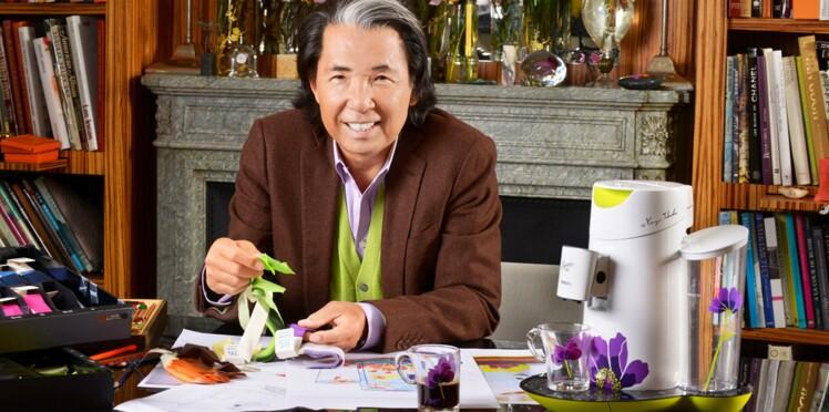 Comment Kenzo Takada s'est mis au café
