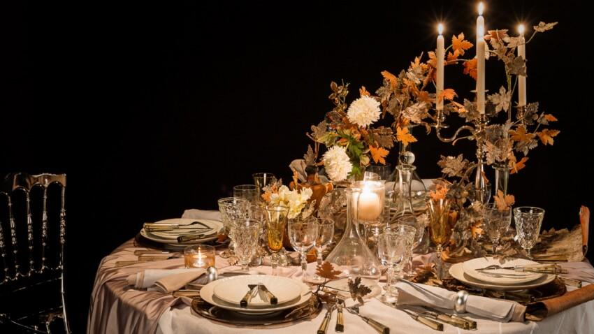 Les astuces déco pour une table nature