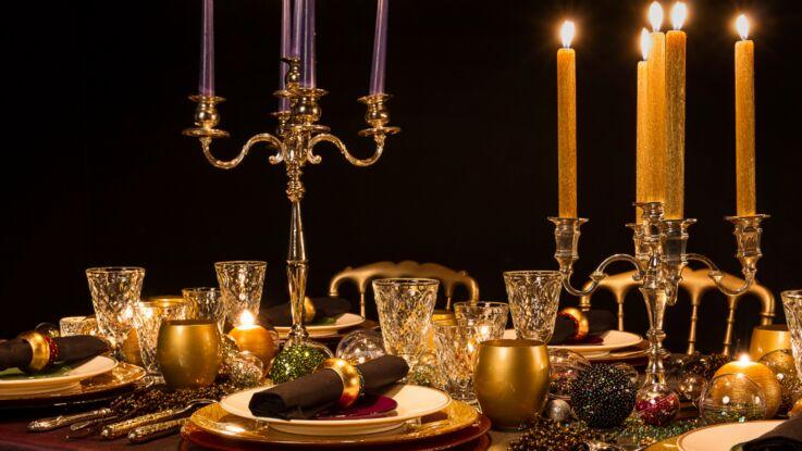 Les astuces pour une table scintillante