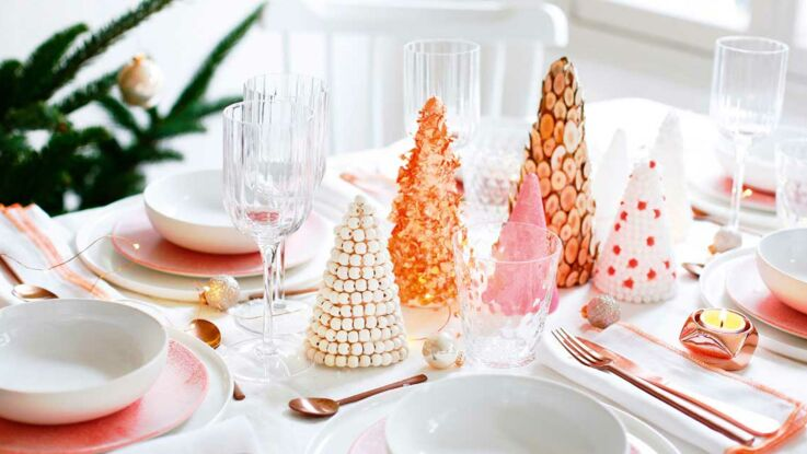 50 idées de centre de table pour les fêtes