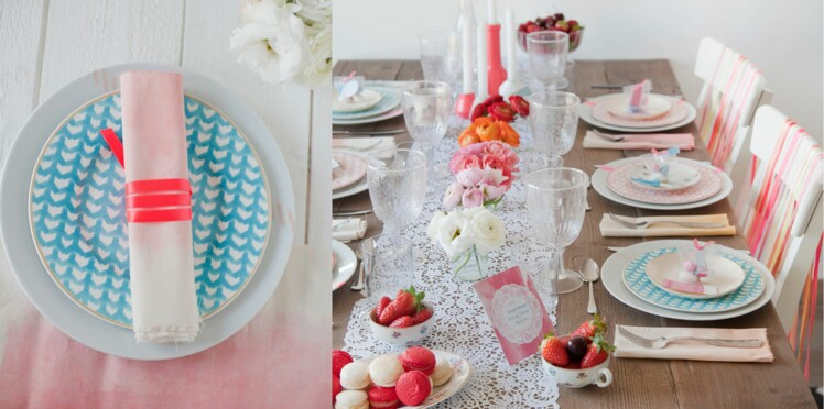 Pâques : toutes nos idées de déco de table
