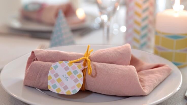 Pliage de serviettes : tous nos modèles en vidéo