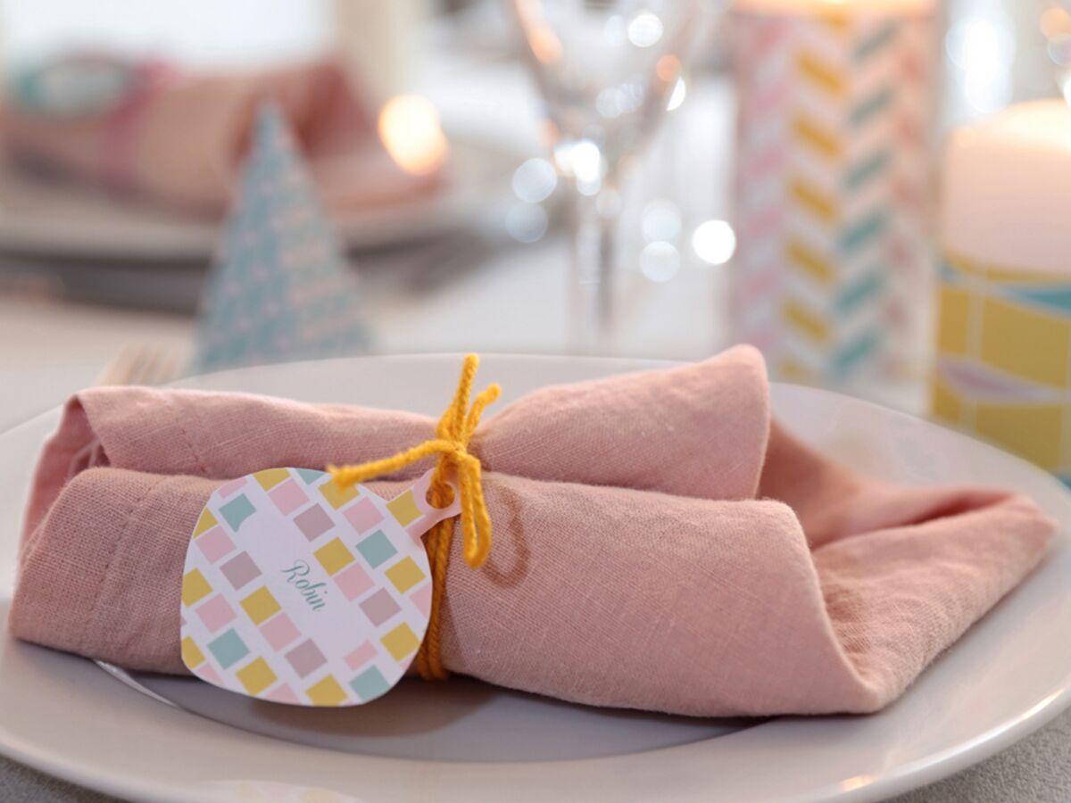 Pliage De Serviette Original pliage de serviettes : tous nos modèles en vidéo : femme