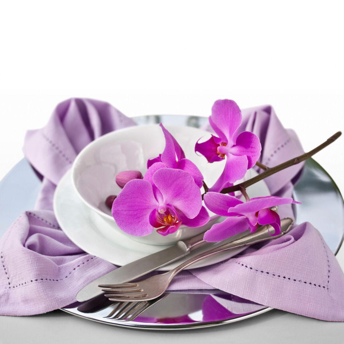 Pliage De Serviettes Des Idees Pour Ma Table De Fete Femme Actuelle Le Mag