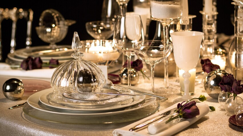 Toutes nos idées pour une belle table de Noël