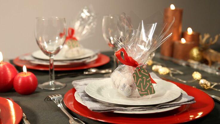 Vidéo de Noël : des tisanes maison en cadeau d'assiette