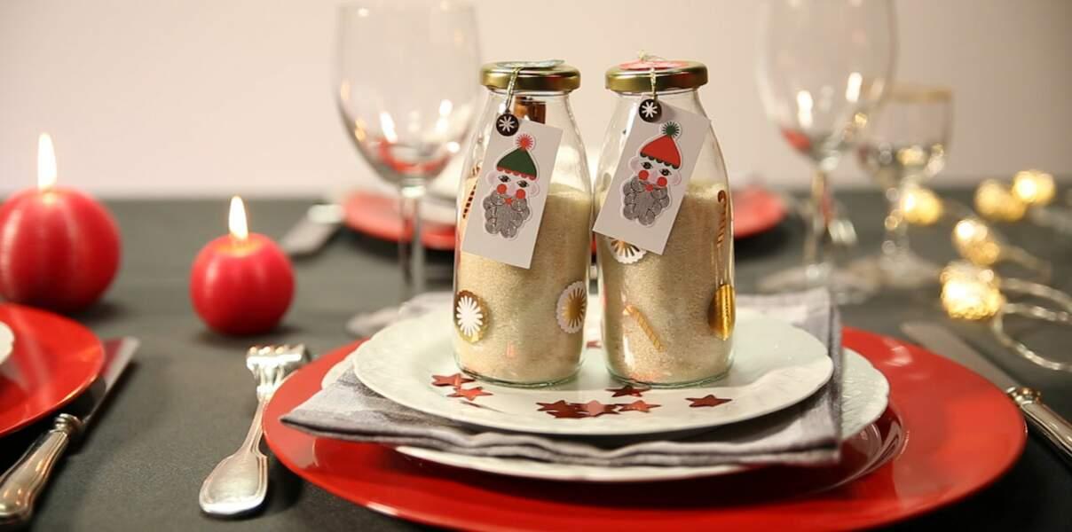 Vidéo de Noël - Du sucre parfumé en cadeau d'assiette