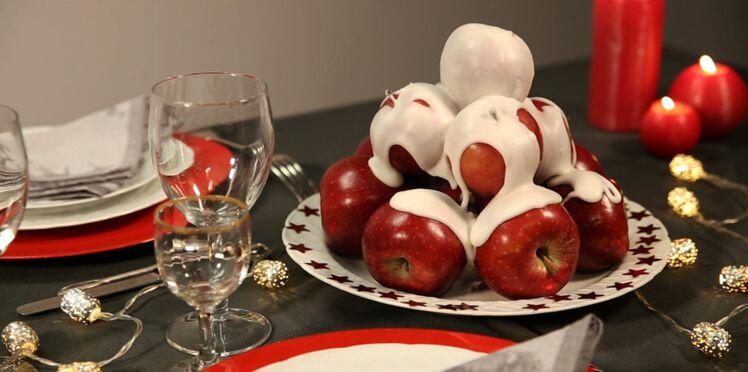 Vidéo de Noël : Le centre de table gourmand