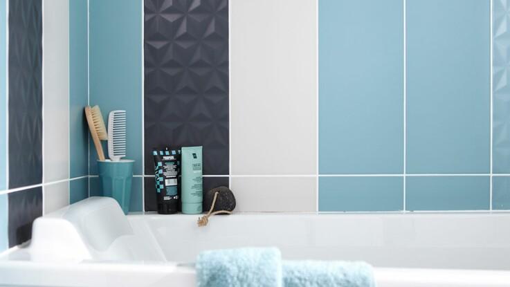 carrelage de salle de bains cr dence de cuisine comment les recouvrir femme actuelle le mag. Black Bedroom Furniture Sets. Home Design Ideas