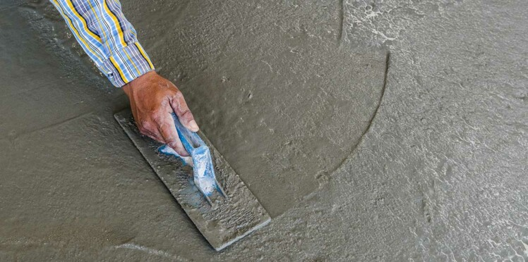 Comment couler une dalle en béton ?