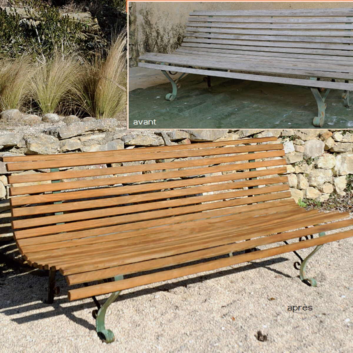 Comment Rénover Une Porte En Bois comment dégriser le bois extérieur ? : femme actuelle le mag