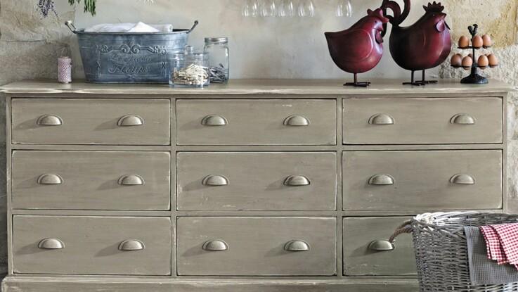 comment patiner du bois femme actuelle le mag. Black Bedroom Furniture Sets. Home Design Ideas