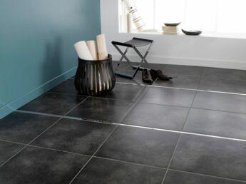 carrelage stratifi vinyle quel sol pour ma cuisine. Black Bedroom Furniture Sets. Home Design Ideas
