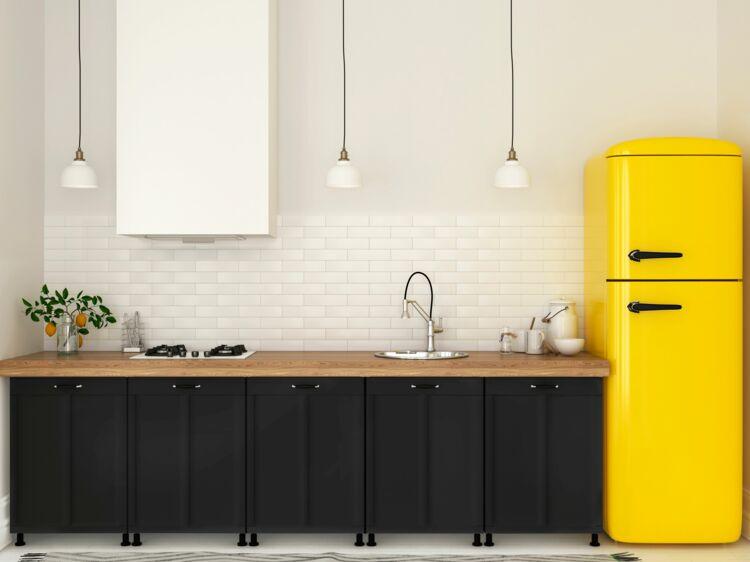 Cr dence de cuisine comment repeindre le carrelage mural femme actuelle le mag - Image carrelage cuisine ...