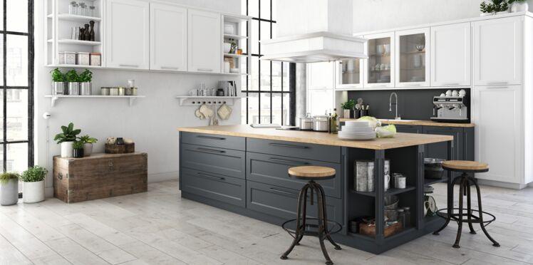 Décoration de cuisine : comment repeindre ses meubles ?