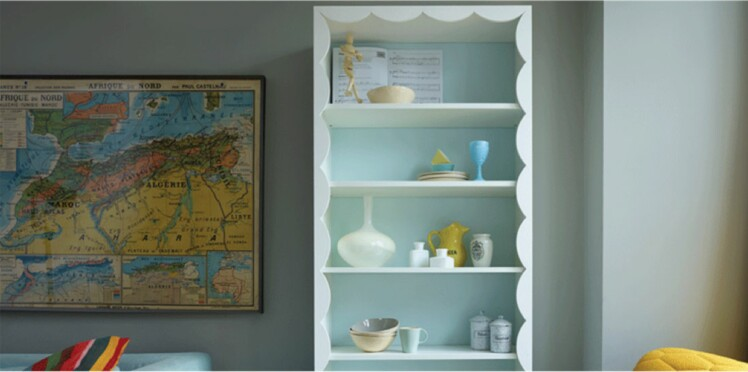 DIY Bricolage : Une étagère personnalisée pour ma chambre