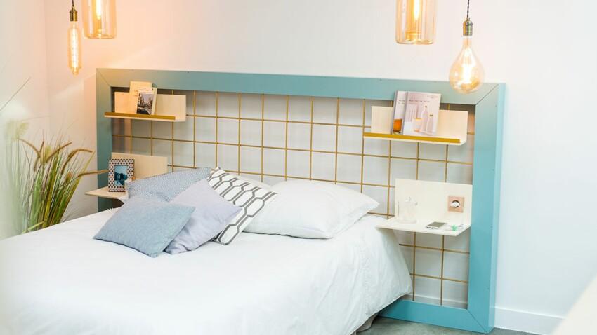 DIY : Comment fabriquer une tête de lit