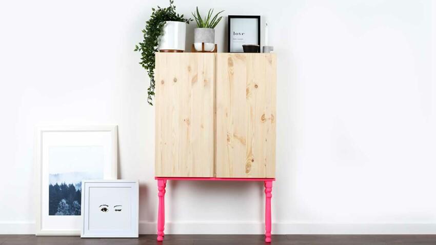 DIY : customiser une armoire Ikea