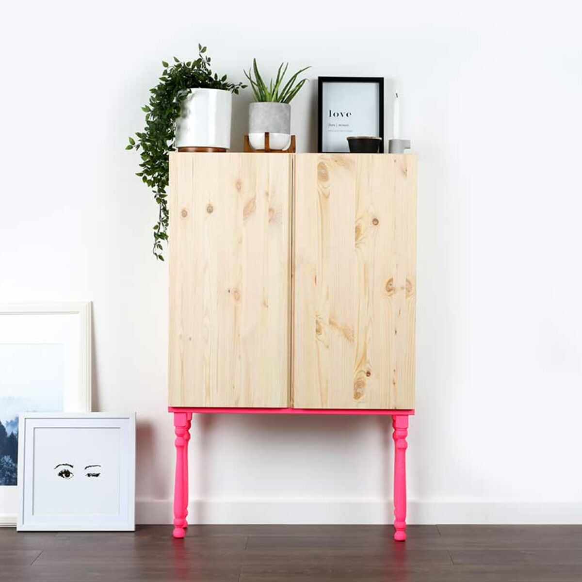 Transformer Ses Meubles Ikea diy : customiser une armoire ikea : femme actuelle le mag