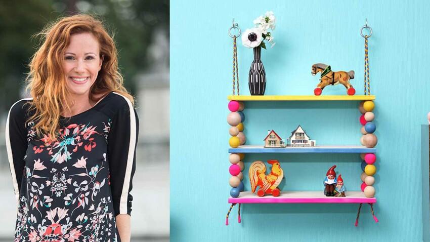 Une étagère pour enfants par Sophie Ferjani
