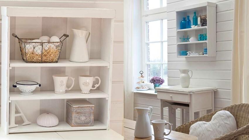 DIY : comment faire une étagère avec un tiroir en bois