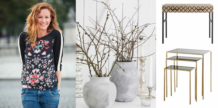 DIY : des vases effet béton par Sophie Ferjani