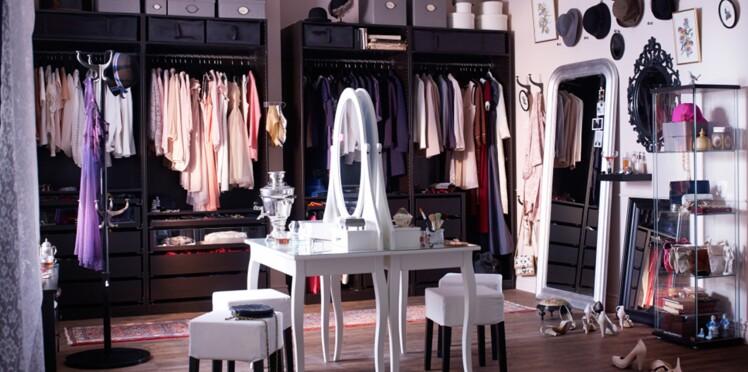 Dressing Ikea Comment L Amenager Femme Actuelle Le Mag