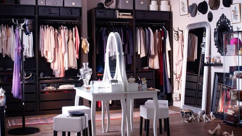 Dressing IKEA : comment l'aménager ?