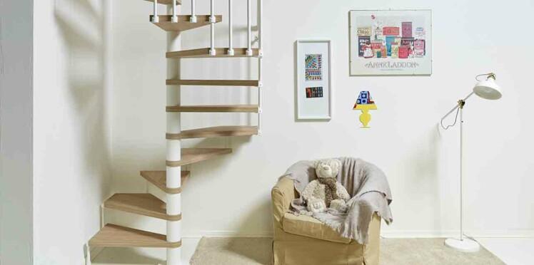 escalier en colima on quel prix pour quelle finition femme actuelle le mag. Black Bedroom Furniture Sets. Home Design Ideas